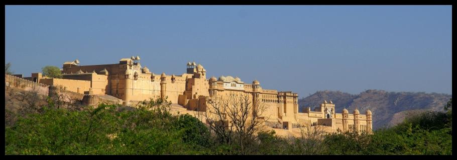 आमेर का किला जयपुर