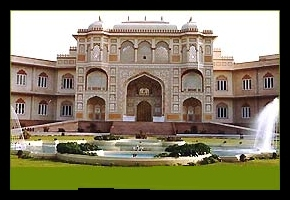 Amber Fort- Jaipur