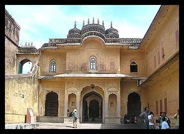 Nahargarh Fort - Jaipur